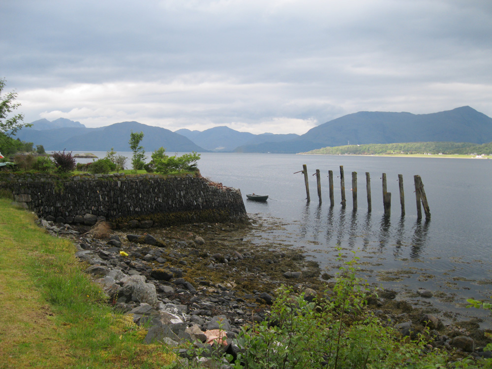 Ballachulish Old Pier