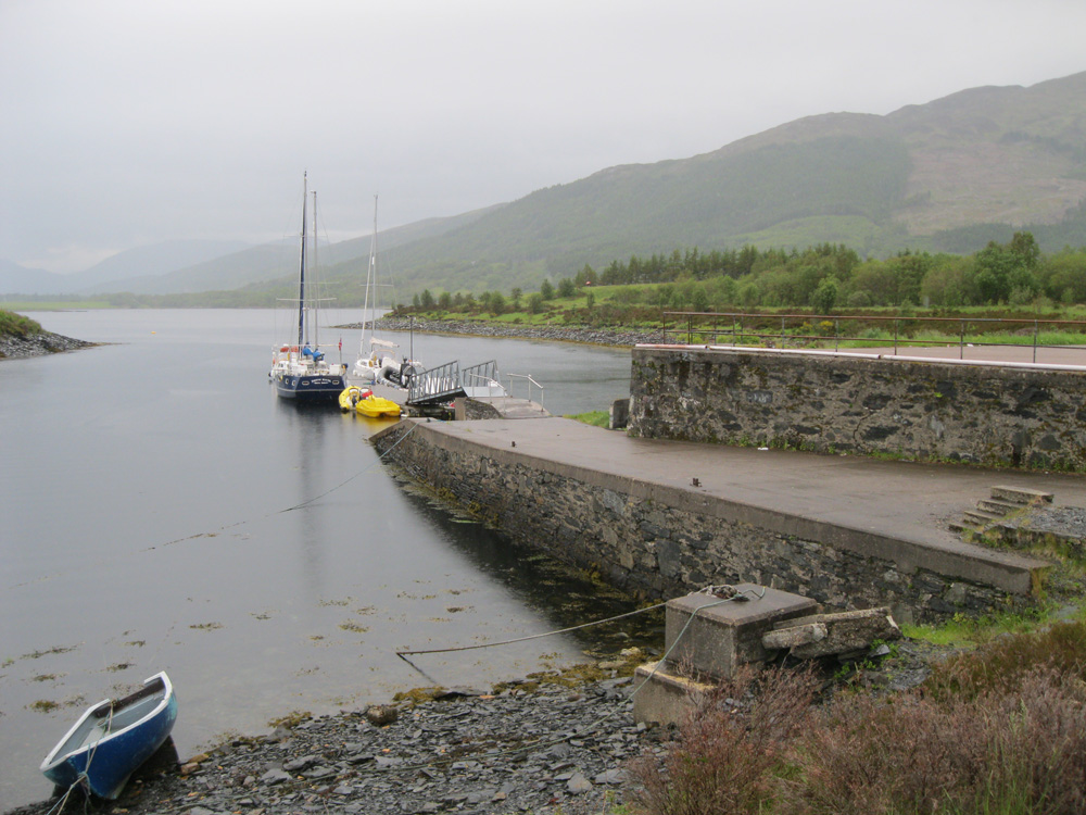 West Harbour (Ballachulish)