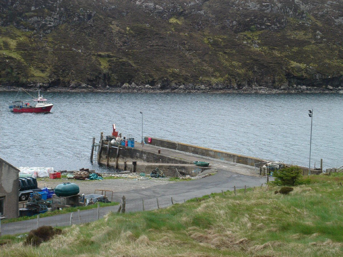 West Loch Tarbert (Harris)